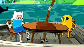 Adventure Time: Pirates of the Enchiridion zwiastun #1