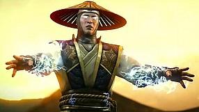 Mortal Kombat X Raiden - rozgrywka z komentarzem