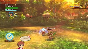 Ni No Kuni: Wrath of the White Witch golden grove - forest of plenty