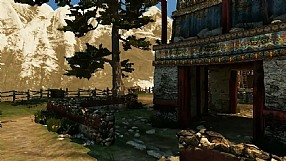 Uncharted 3: Oszustwo Drake'a Flashback Map Pack #2