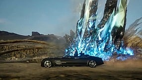 Final Fantasy XV TGS 2014 - gameplay ENG