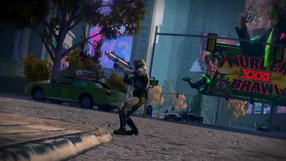 Saints Row: The Third Shock and Awesome