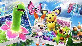 New Pokemon Snap zwiastun rozgrywki #1
