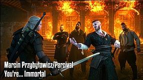 Wiedźmin 3: Serca z kamienia Soundtrack z gry - You're Immortal