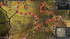 Crusader Kings II: Mroczne Wieki zwiastun na premierę