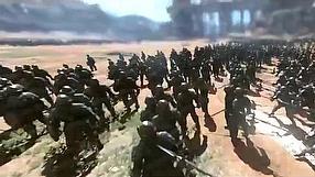 Kingdom Under Fire II Invasion Mode - gameplay
