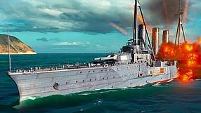 World of Warships Rock, Paper, Scissors