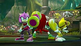 Sonic Boom: Shattered Crystal trailer #2