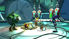 Ratchet & Clank: 4 za Jednego Single Player