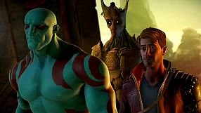 Marvel's Guardians of the Galaxy: The Telltale Series zwiastun na premierę pierwszego epizodu