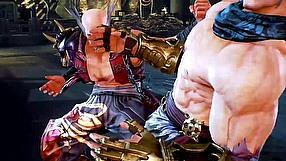 Tekken 7 rozgrywka na GeForce GTX 1080