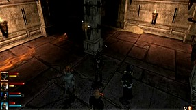 Dragon Age II: Dziedzictwo Więzienie Koryfeusza - piętro Riannon cz.1