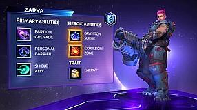 Heroes of the Storm Zaria - prezentacja postaci