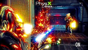 Warframe PhysX trailer