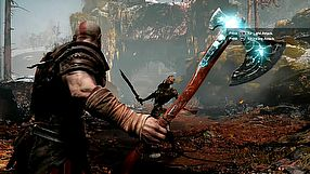 God of War System walki