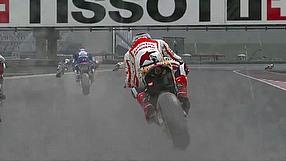 MotoGP 13 warunki atmosferyczne - zwiastun rozgrywki