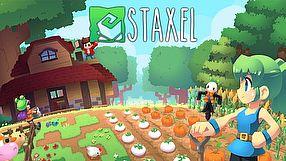 Staxel zwiastun wersji na Nintendo Switch