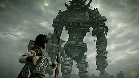 Shadow of the Colossus tryby Performance i Cinematic