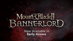 Mount & Blade II: Bannerlord premiera wersji z wczesnym dostępem