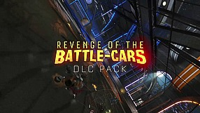 Rocket League Revenge of the Battle-Cars DLC