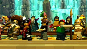 LEGO Minifigures Online zwiastun na premierę