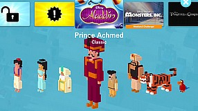 Disney Crossy Road Alladin update