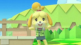 Super Smash Bros. Ultimate Isabelle z Animal Crossing