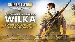 Sniper Elite III: Afrika Polowanie na Szarego Wilka DLC - trailer (PL)
