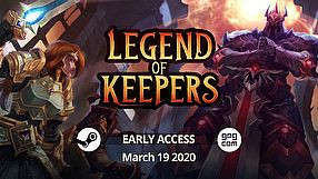 Legend of Keepers: Career of a Dungeon Master zwiastun #1