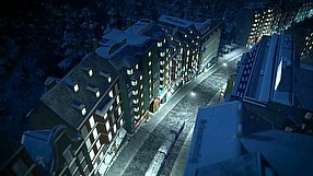 Cities: Skylines - Snowfall trailer