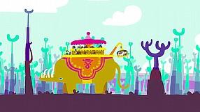 Hohokum gamescom 2014 - zwiastun na premierę
