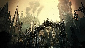 Bloodborne gamescom 2014 - trailer