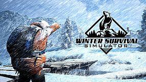 Winter Survival Simulator zwiastun rozgrywki #1