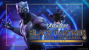 Marvel's Avengers zwiastun War for Wakanda