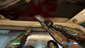 Doom rozgrywka na GeForce GTX Titan X z Vulkan API