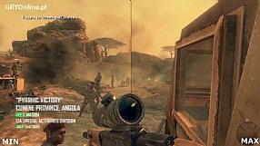 Call of Duty: Black Ops II porównanie ustawień graficznych - Gry-OnLine.pl