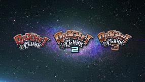 The Ratchet & Clank Trilogy zwiastun na premierę