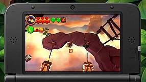 Donkey Kong Country Returns Nintendo Direct  trailer