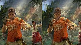 Dead Island Riptide porównanie ustawień graficznych na PC