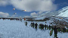 Total War: Rome Remastered porównanie graficzne nowej i starej wersji