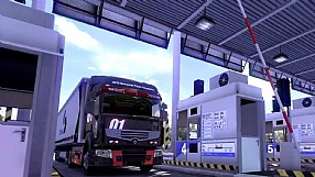 Euro Truck Simulator 2 zwiastun na premierę
