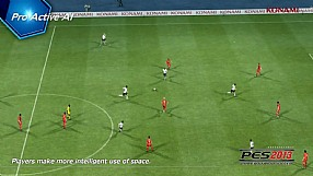 Pro Evolution Soccer 2013 E3 2012 gameplay