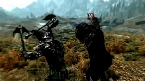The Elder Scrolls V: Skyrim The Animation of Skyrim