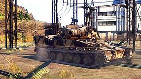 Armored Warfare zwiastun trybu PvE
