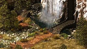 Pillars of Eternity dziennik dewelopera #1 - woda, drzewa, oświetlenie, pory dnia i nocy