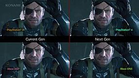 Metal Gear Solid V: Ground Zeroes porównanie wersji PS4, XONE, PS3 i X360