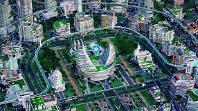 SimCity: Miasta Przyszłości rozgrywka z komentarzem twórców (PL)