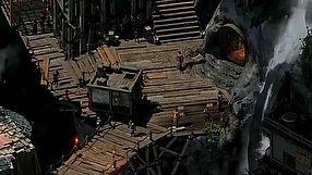 Pillars of Eternity II: Deadfire zwiastun rozgrywki z wczesnej wersji