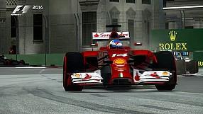 F1 2014 trailer #2