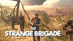 Strange Brigade zwiastun fabularny